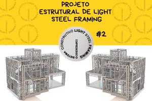 Projeto de Light Steel Framing #2