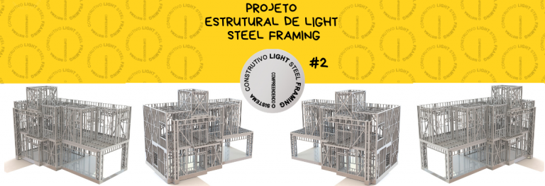 Projeto de Light Steel Framing #2